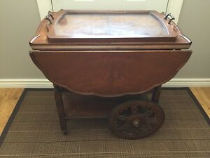 Vintage Tea Wagon