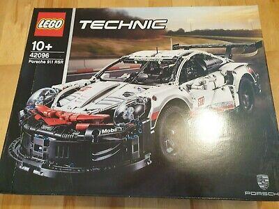 NEW LEGO TECHNIC Porsche 911 RSR 42096