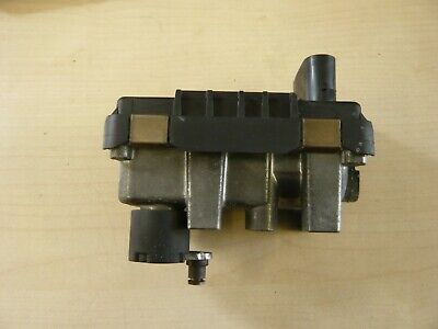 FORD MONDEO 2.0 2.2 TDCI ELECTRONIC TURBO ACTUATOR  712120 / 6NW008412