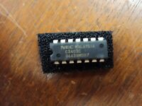 NEC =LM741 10x uPC741G2 Single Operational Amplifier SMD