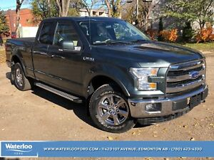 2015 Ford F-150 Lariat SuperCab 145 | Moonroof | Remote Start |