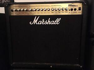 Reduced! Marshall MG100DFX