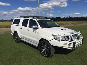 2013 Toyota Hilux SR5 4x4 Diesel Dual Cab Ute Pitt Town Hawkesbury Area Preview