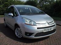 CITROEN GRAND C4 PICASSO 1.8i 16v VTR+ 7 SEATER  YEAR 2008