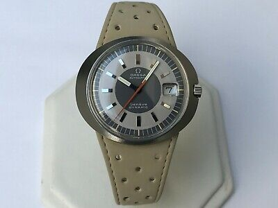 Vintage Omega Dynamic Geneve Automatic Mens Watch (New Old Stock)