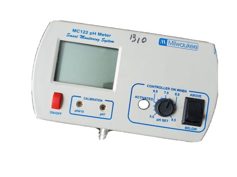 Milwaukee MC122 pH Controller Meter