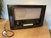 Saba Villingen W III Röhrenradio, Radio, Antik, Nachlass Bayern - Rottach-Egern Vorschau