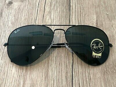 SALE *** RAY-BAN SUNGLASSES AVIATOR LARGE METAL RB3025 L2823 58-14