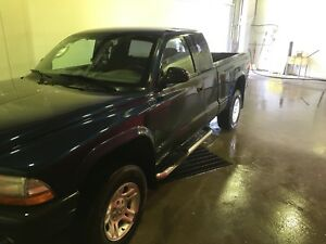 2003 dodge Dakota 4x4 safetied