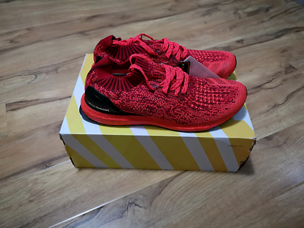 3f3009693 ... spain adidas ultra boost uncaged triple red uk11 us11.5 165d7 3adb6