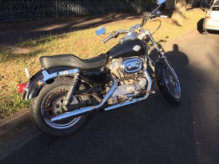 Harley Davidson 1989 1200cc Adelaide CBD Adelaide City Preview