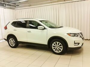 2017 Nissan Rogue SV AWD SUV w/ BACKUP CAMERA, DEEP TINTED GLASS