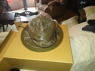 t size  7 5/8  ISSUE ARMY MARINE DI HAT  MILITARY (Marine Drill Instructor)