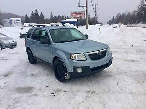 Mazda tribute awd 2008