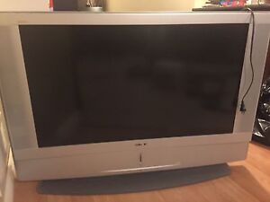 "FREE Sony 42"" TV in EUC"