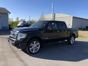 F-150 Limited 2013