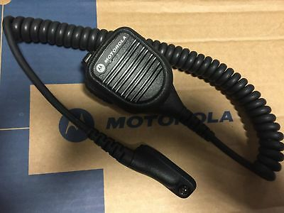 MOTOROLA SPEAKER MIKE PMMN4067 EX ATEX for DP4401 DP4801