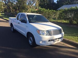 Toyota Hilux extra cab ute Hornsby Hornsby Area Preview