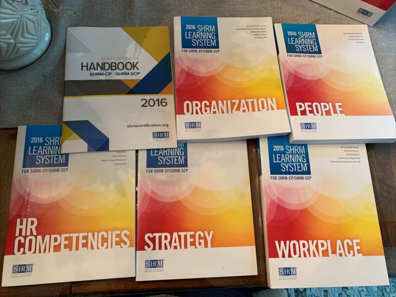 2016 COMPLETE SHRM Learning Management System  For HR Professionals