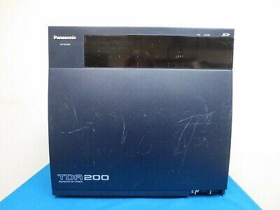 Panasonic Kx-tda200 Ip-pbx Cabinet