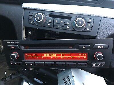 Radio Professional für BMW E93 Cabrio