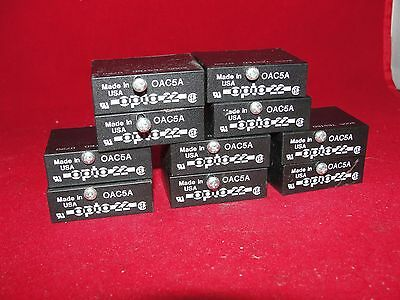Opto 22 Oac5a Module Lot Of 10