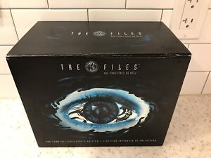 X-Files complete series and movies collection box set