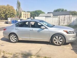 2008 honda accord E-XL for sell