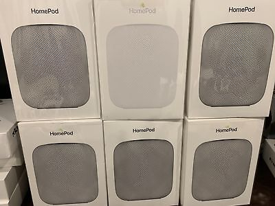 Stamp New Apple HomePod Wireless Smart Tub-thumper Space Gray MQHW2LL/A Sealed