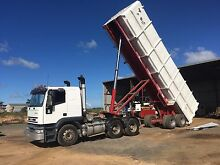 White centurion Saftey tipper 55 cubic meter Norwell Gold Coast North Preview