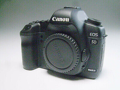 CANON 5D Mark II EOS , Excellent Condition, accessories - SHUTTER COUNT= 467 !!!
