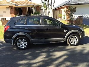2008 Holden Captiva Wagon CG CX 7 seater DVD player Nerang Gold Coast West Preview