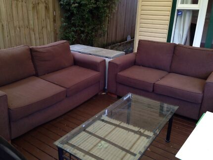 Free sofas Hornsby Hornsby Area Preview
