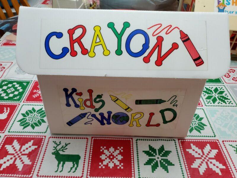 Crayon Kids World Wooden Doll Set