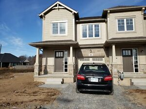 NEVER LIVED in 3 BR 3 WASH TOWNHOUSE WITH BASEMENT IN THOROLD