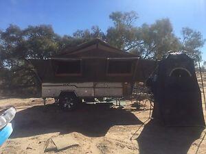MDC Jackson Forward Fold Camper Trailer Aberglasslyn Maitland Area Preview