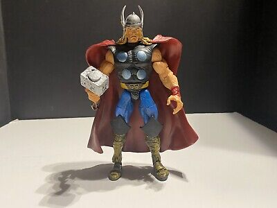 """Marvel Legends Series 3 THE MIGHTY THOR 7"""" Action Figure ToyBiz 2003"""