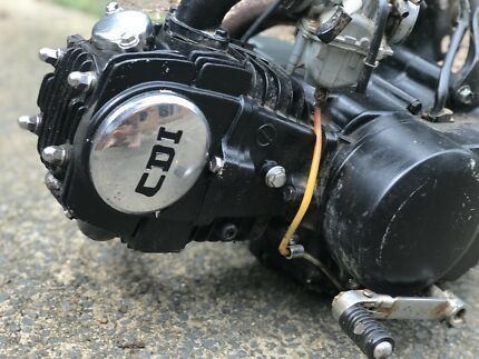 125cc Chinese PitBike engine