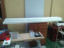 Two large white IKEA shelves Crafers Adelaide Hills Preview