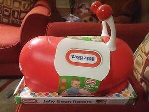 Brand new little tike jelly beans racer for $30. Windsor Region Ontario image 1