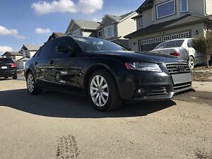2011 Audi A4 AWD TURBO