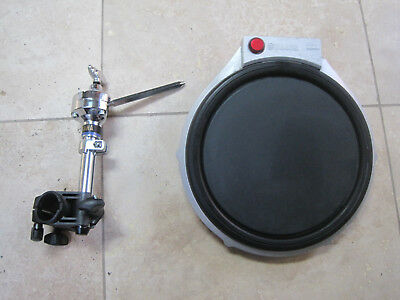 Yamaha DTXTREME IIs TP100 TP-100 10 Inch 3-Zone Electronic Drum Pad