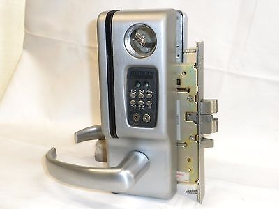Schlage Locknetics Cm5596-mgk Computer Managed Or Stand Alone Mortise