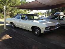1967 Chevrolet Impala Sedan Helensvale Gold Coast North Preview
