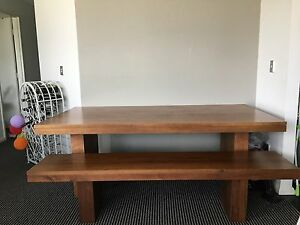 Family Dining Table with Bench Waterloo Inner Sydney Preview