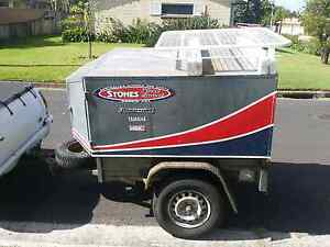 Fully enclosed & lockable Gokart trailer Avondale Heights Moonee Valley Preview