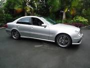 2005 Mercedes-Benz E55 Sedan Mons Maroochydore Area Preview