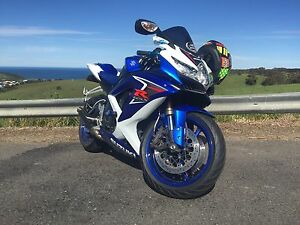 Suzuki K8 GSXR 600 - Swap plus cash for a cruiser Tailem Bend The Coorong Area Preview