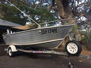 Brooker 4.5m  Boat Wollongong Wollongong Area Preview