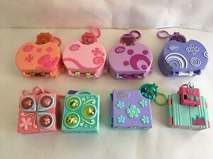 8 Littlest Pet Shop Teeniest Tiniest Play Sets Dunlop Belconnen Area Preview